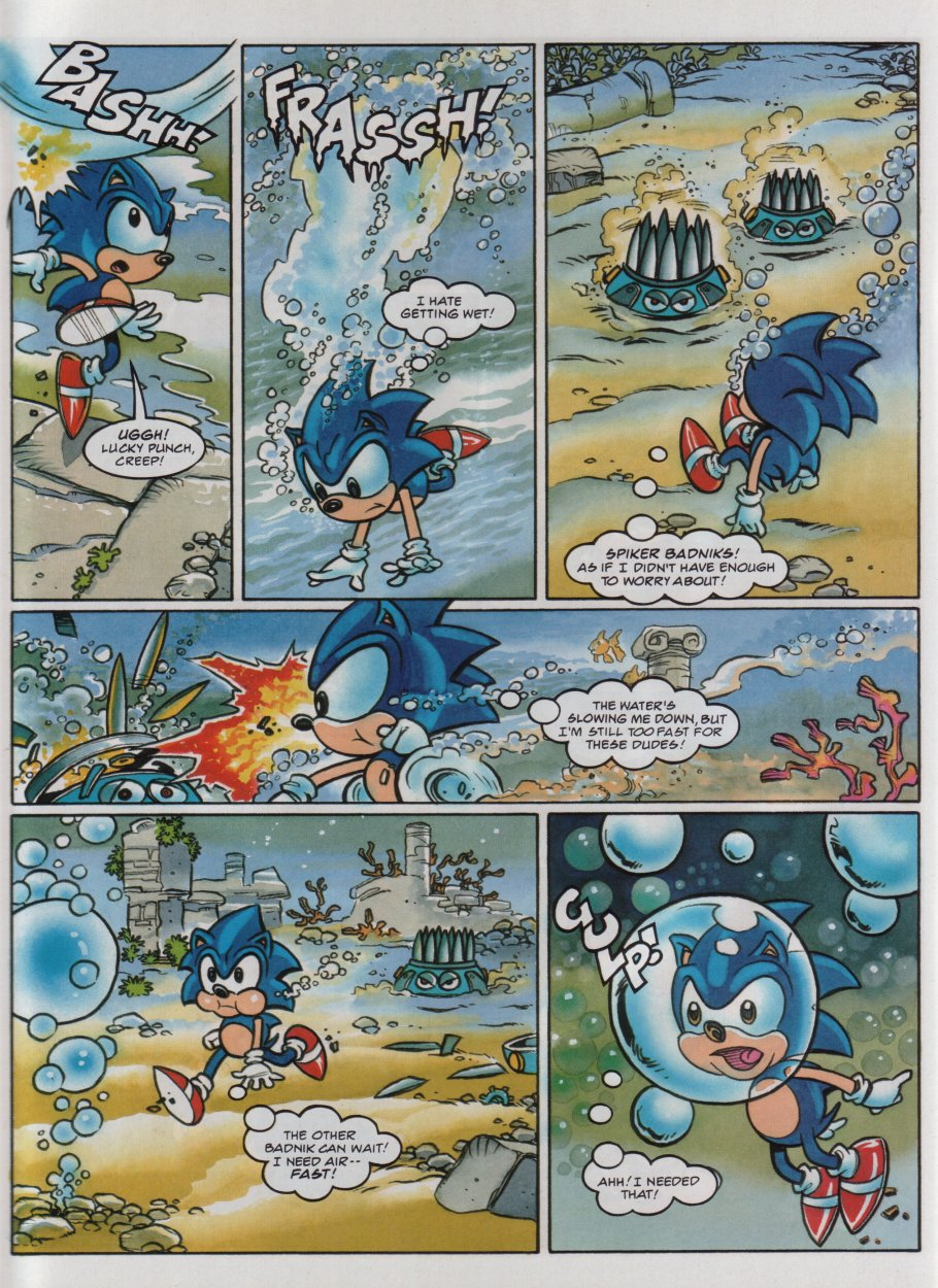 Sonic - The Comic Issue No. 083 Page 4
