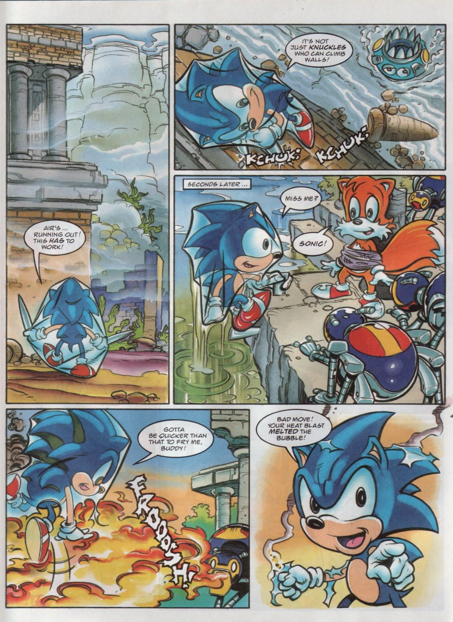 Sonic - The Comic Issue No. 083 Page 7