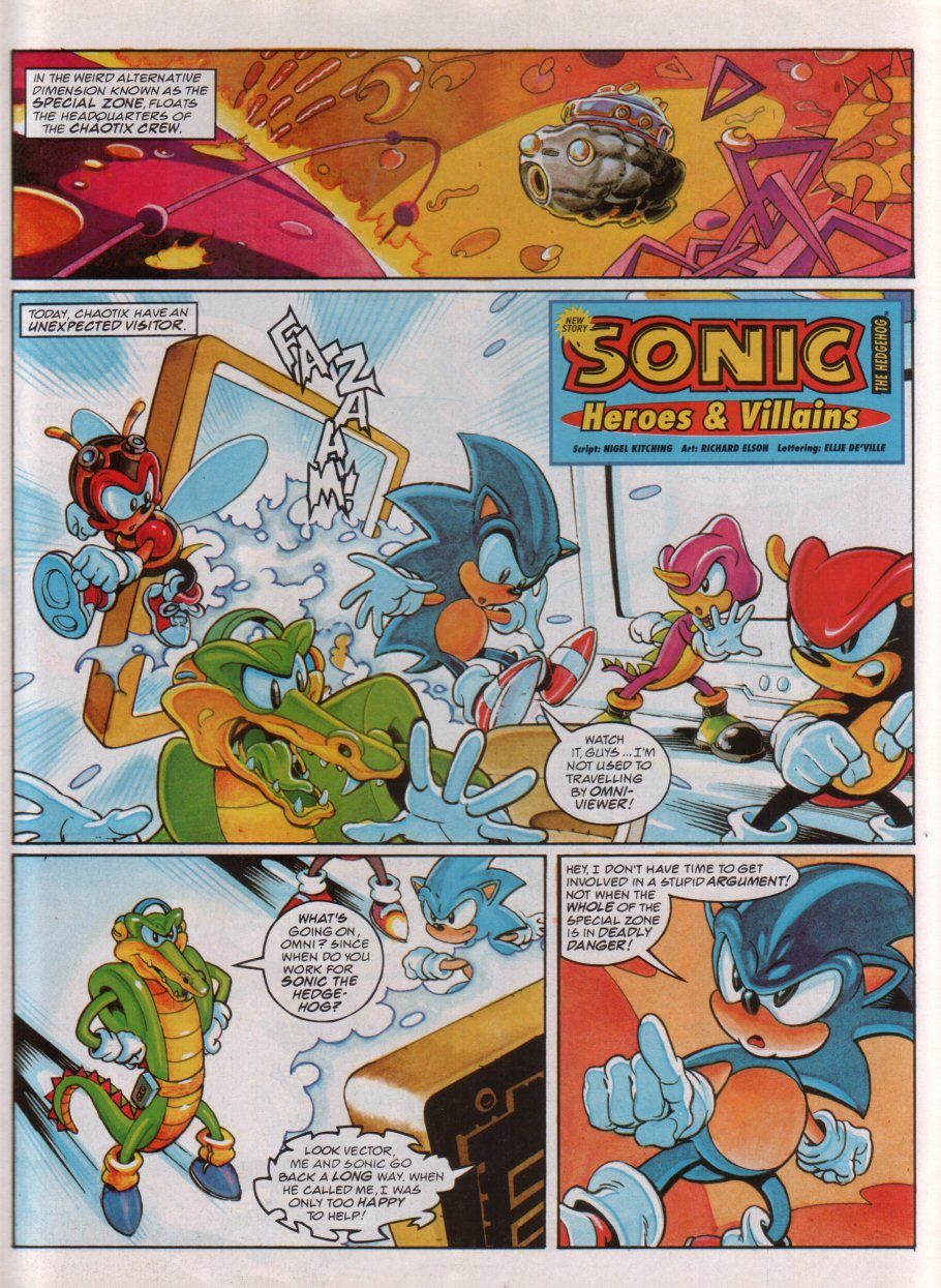 Sonic - The Comic Issue No. 084 Page 2
