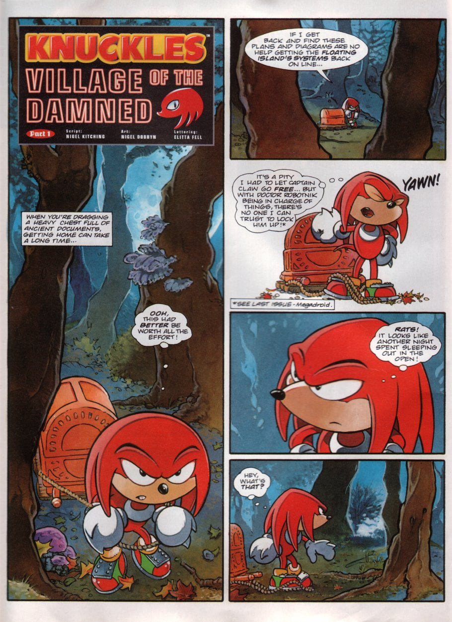 Sonic - The Comic Issue No. 084 Page 11