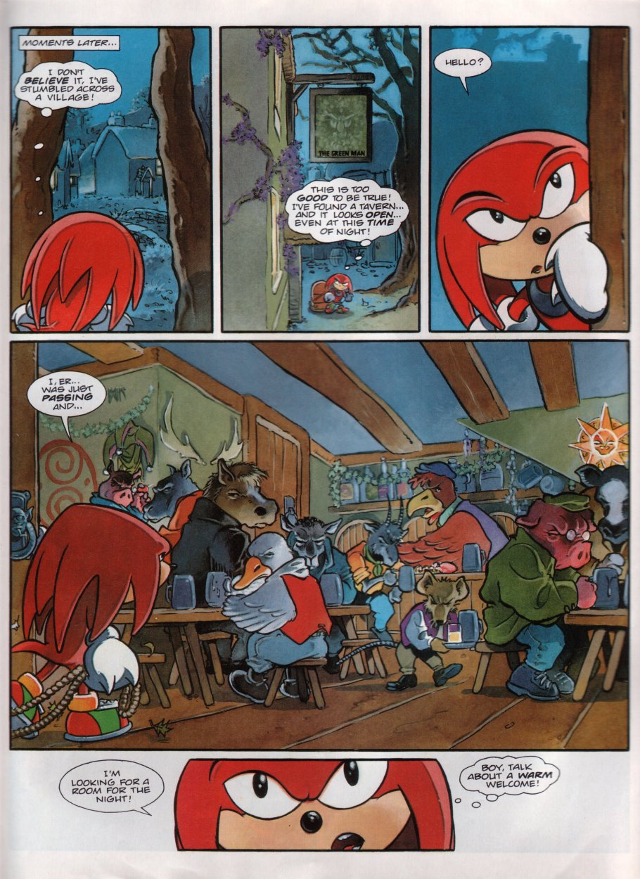 Sonic - The Comic Issue No. 084 Page 12
