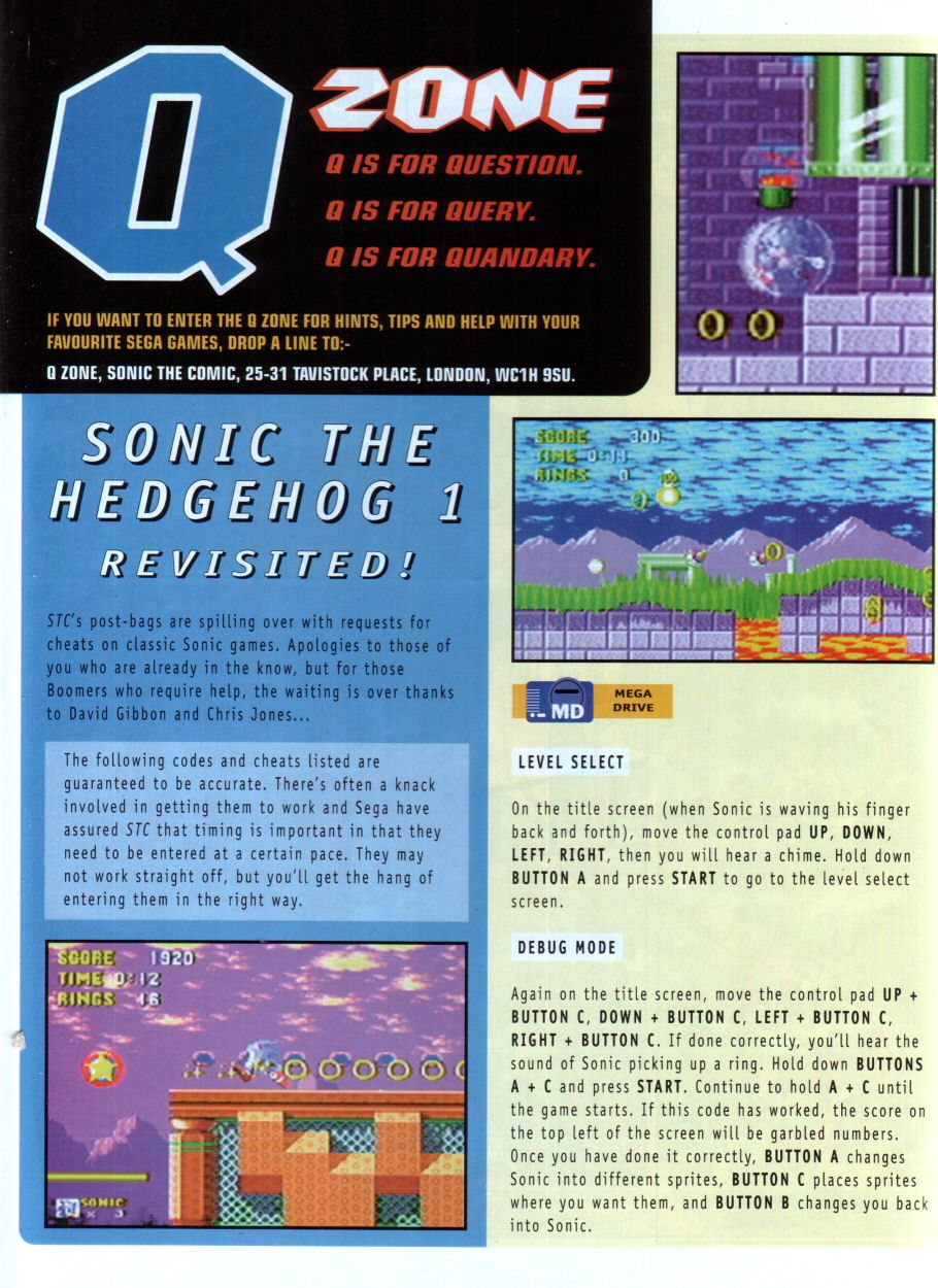 Sonic - The Comic Issue No. 084 Page 23