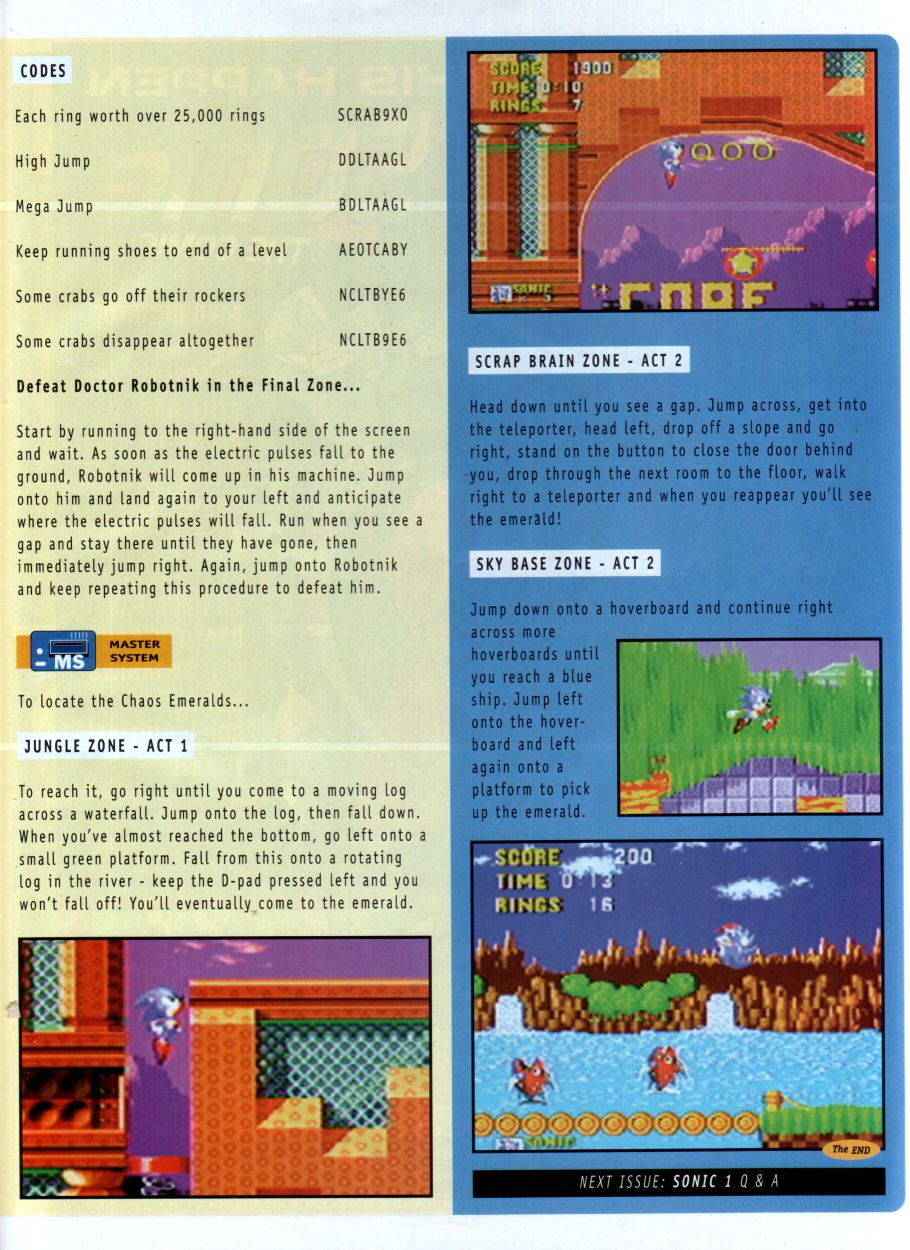 Sonic - The Comic Issue No. 084 Page 24