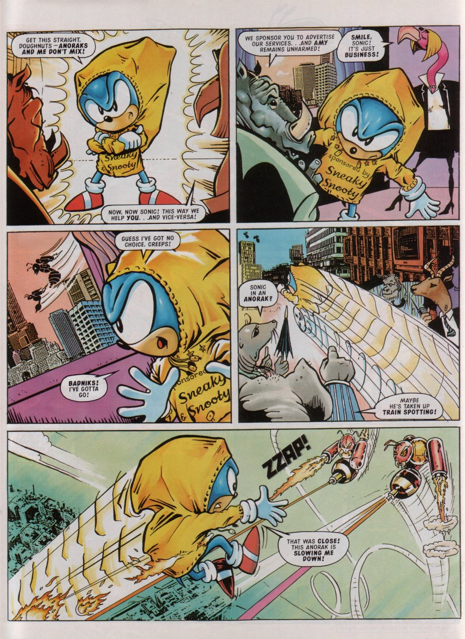 Sonic - The Comic Issue No. 084 Page 27