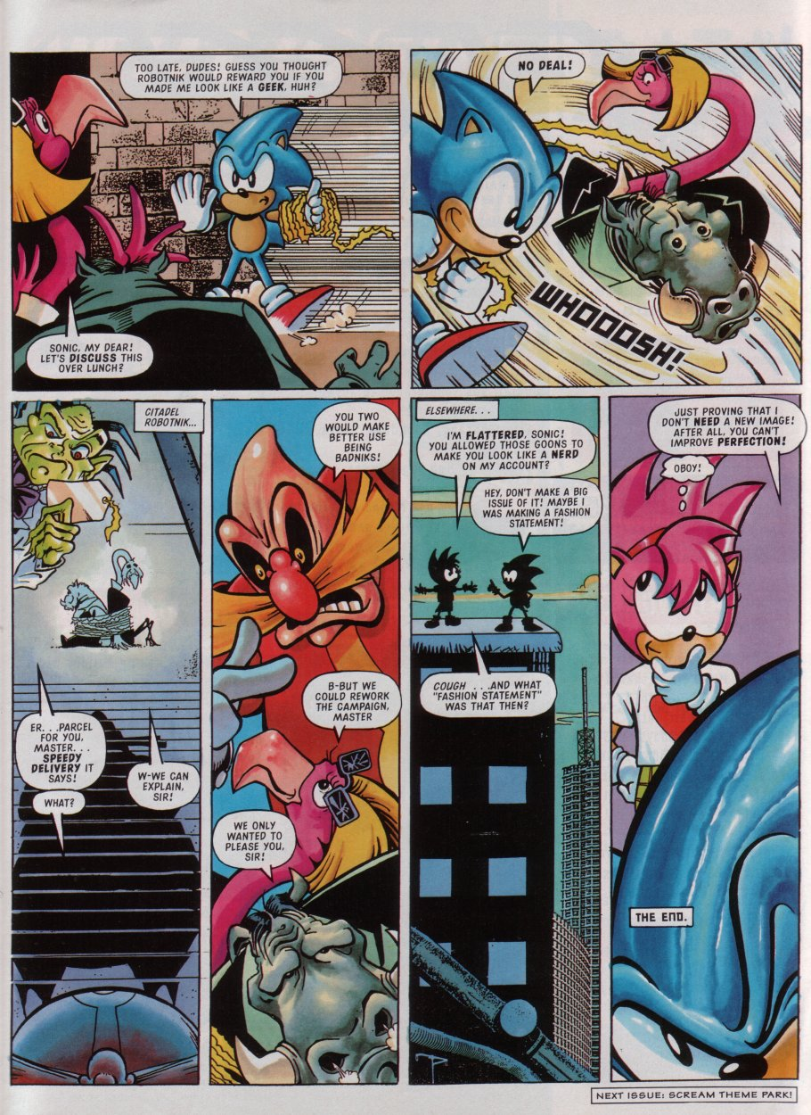 Sonic - The Comic Issue No. 084 Page 29