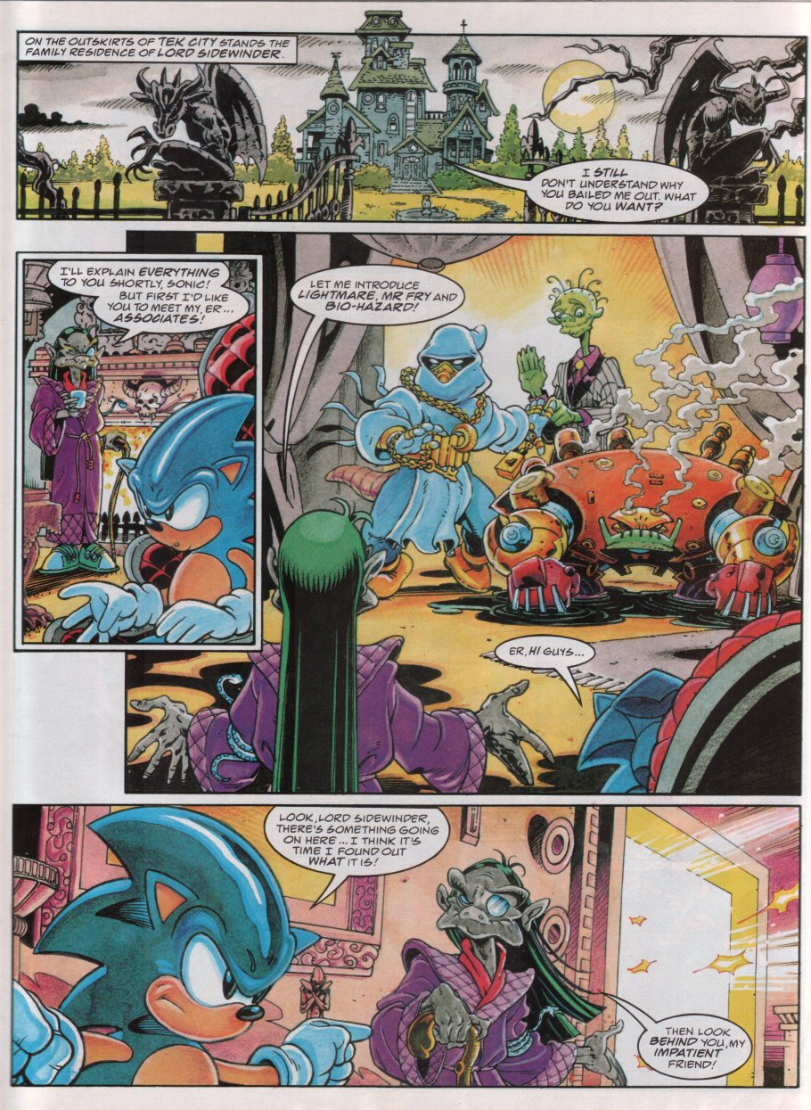 Sonic - The Comic Issue No. 085 Page 4