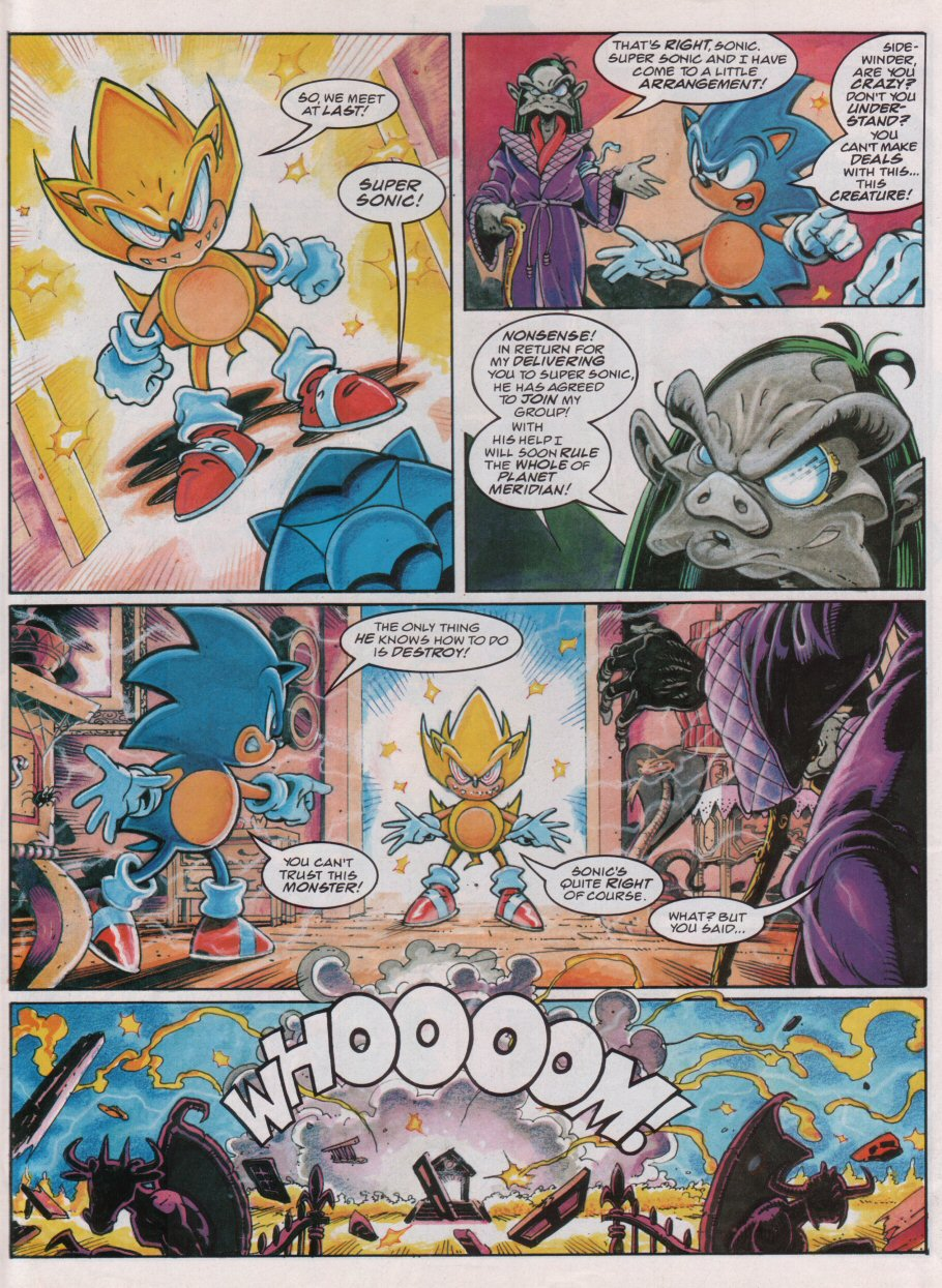 Sonic - The Comic Issue No. 085 Page 5