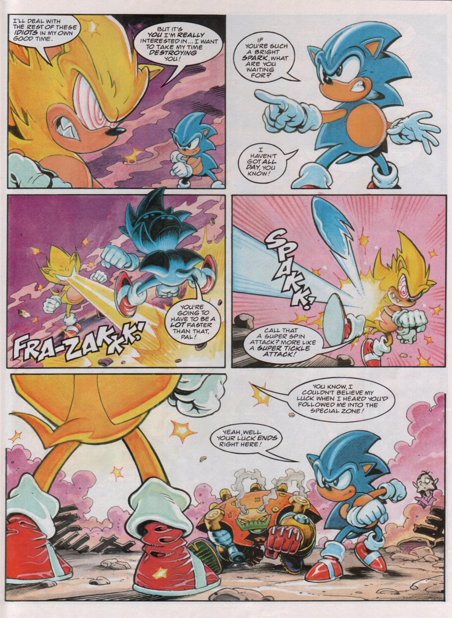Sonic - The Comic Issue No. 085 Page 7