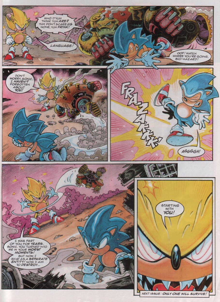 Sonic - The Comic Issue No. 085 Page 8