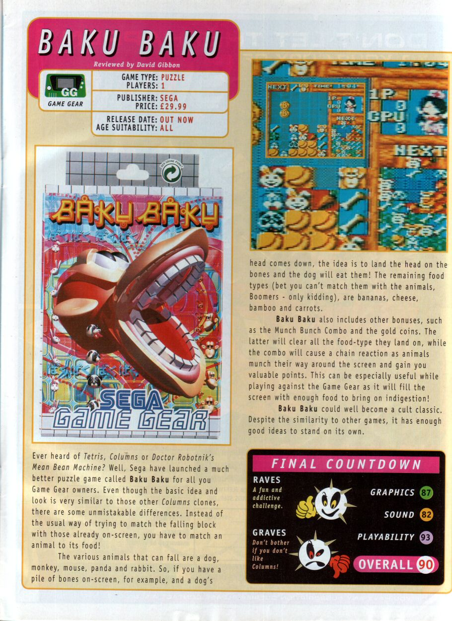 Sonic - The Comic Issue No. 085 Page 10
