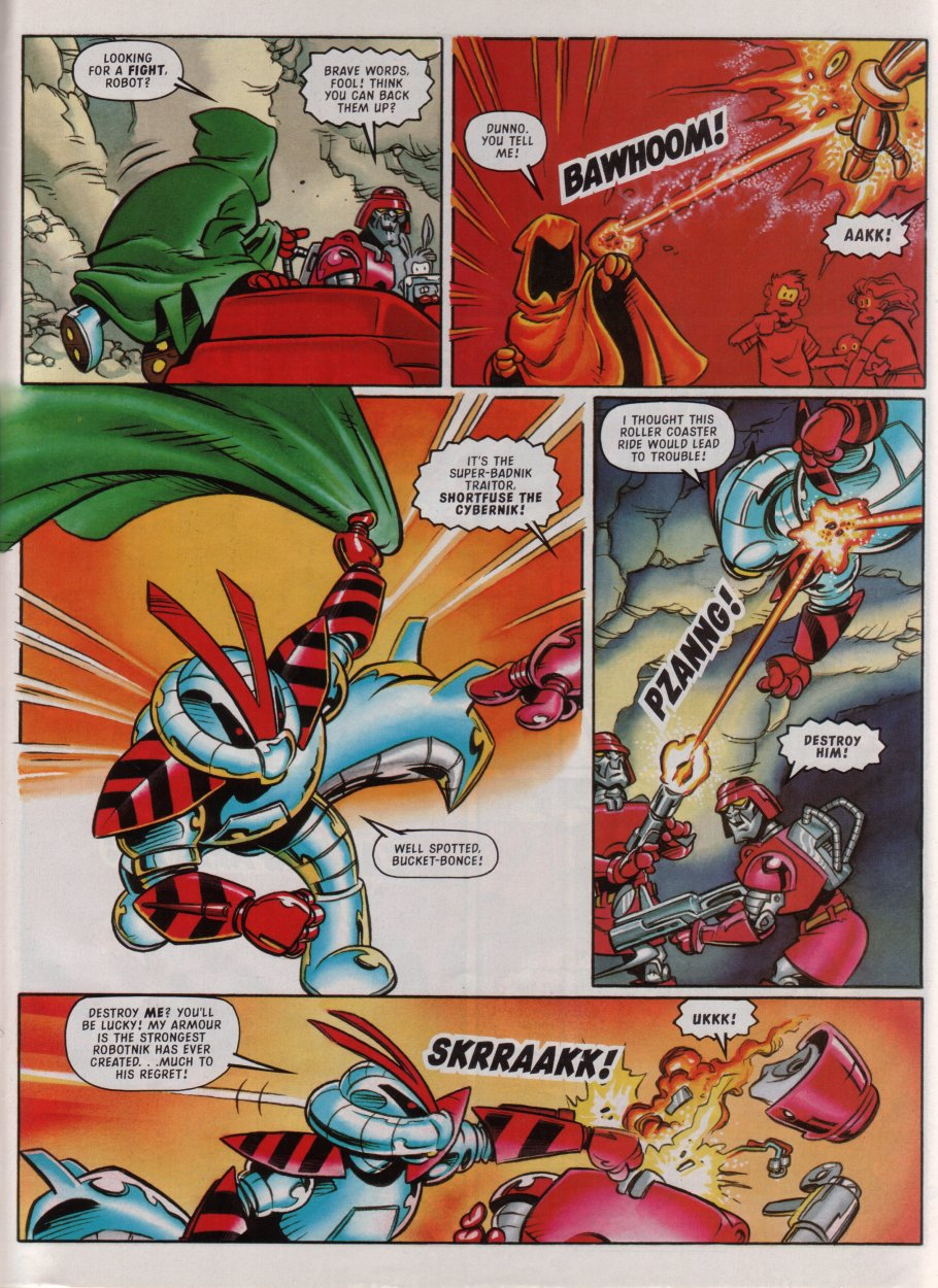 Sonic - The Comic Issue No. 085 Page 27