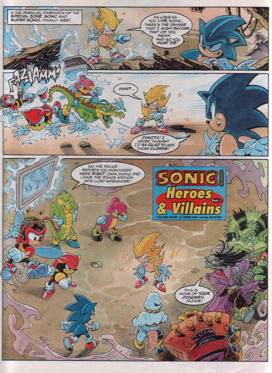 Sonic - The Comic Issue No. 086 Page 2
