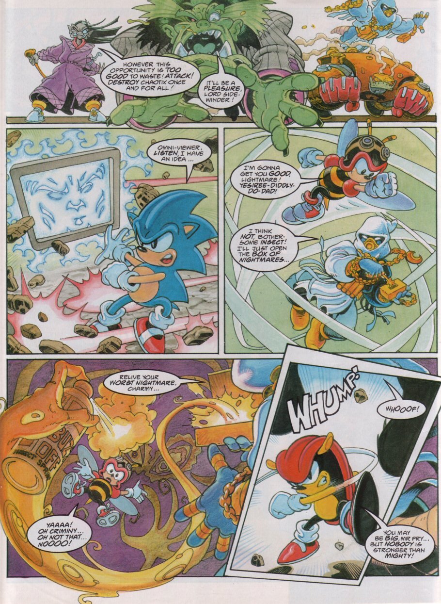 Sonic - The Comic Issue No. 086 Page 3