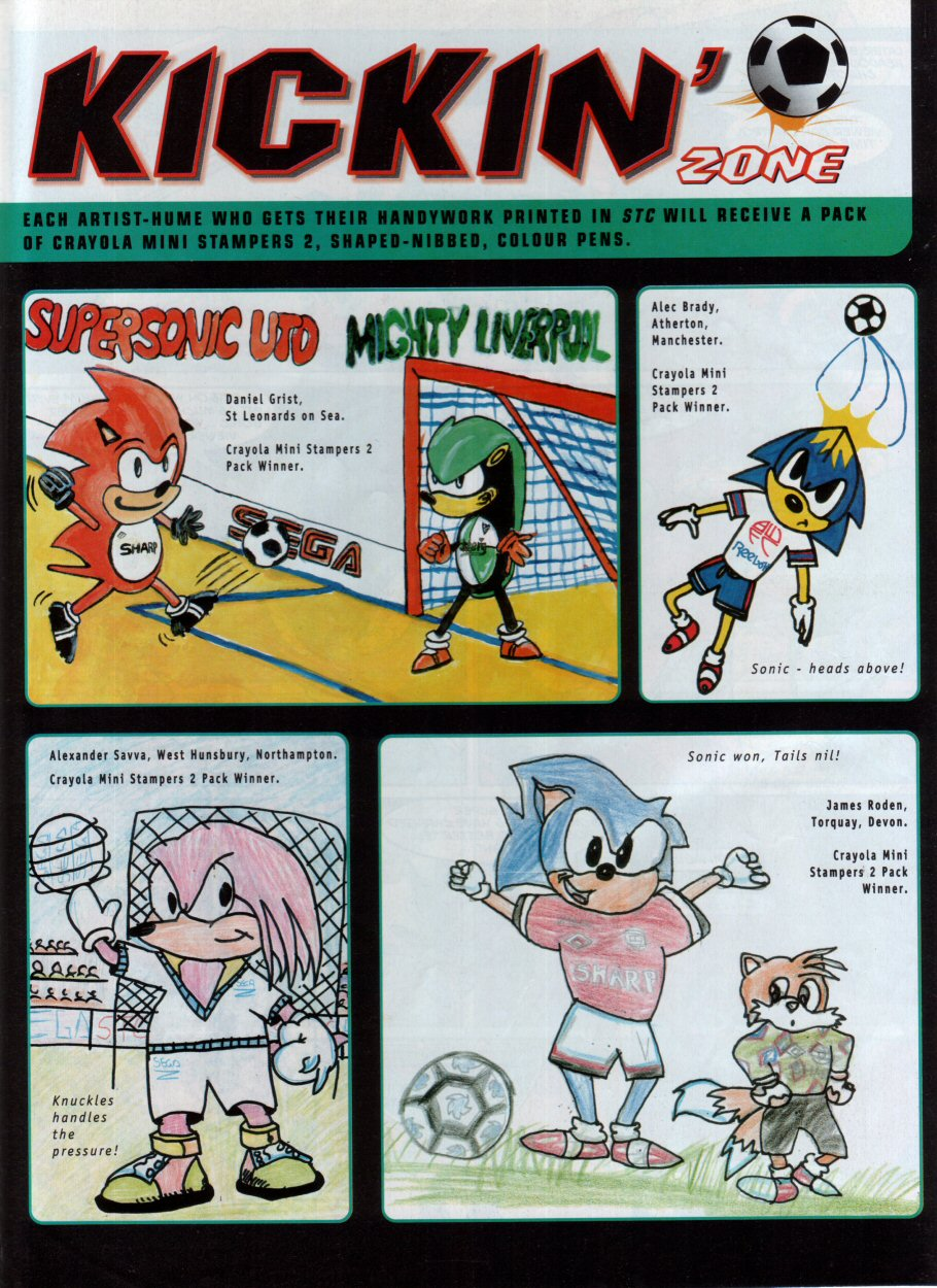 Sonic - The Comic Issue No. 086 Page 9