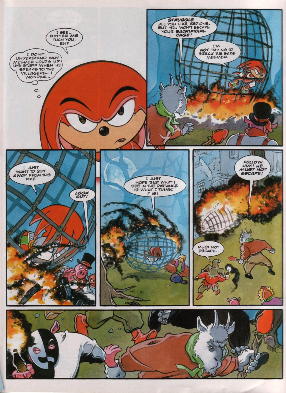 Sonic - The Comic Issue No. 086 Page 12