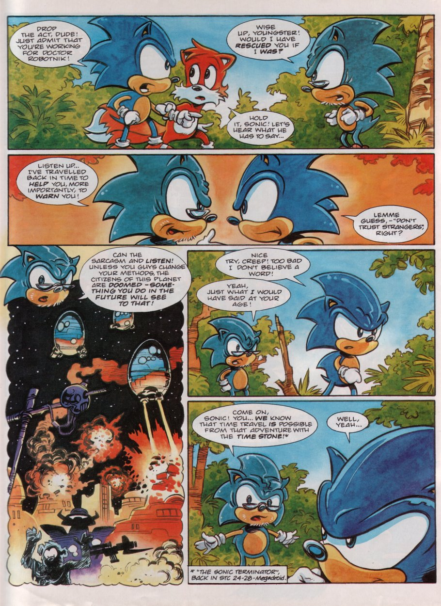 Sonic - The Comic Issue No. 086 Page 27