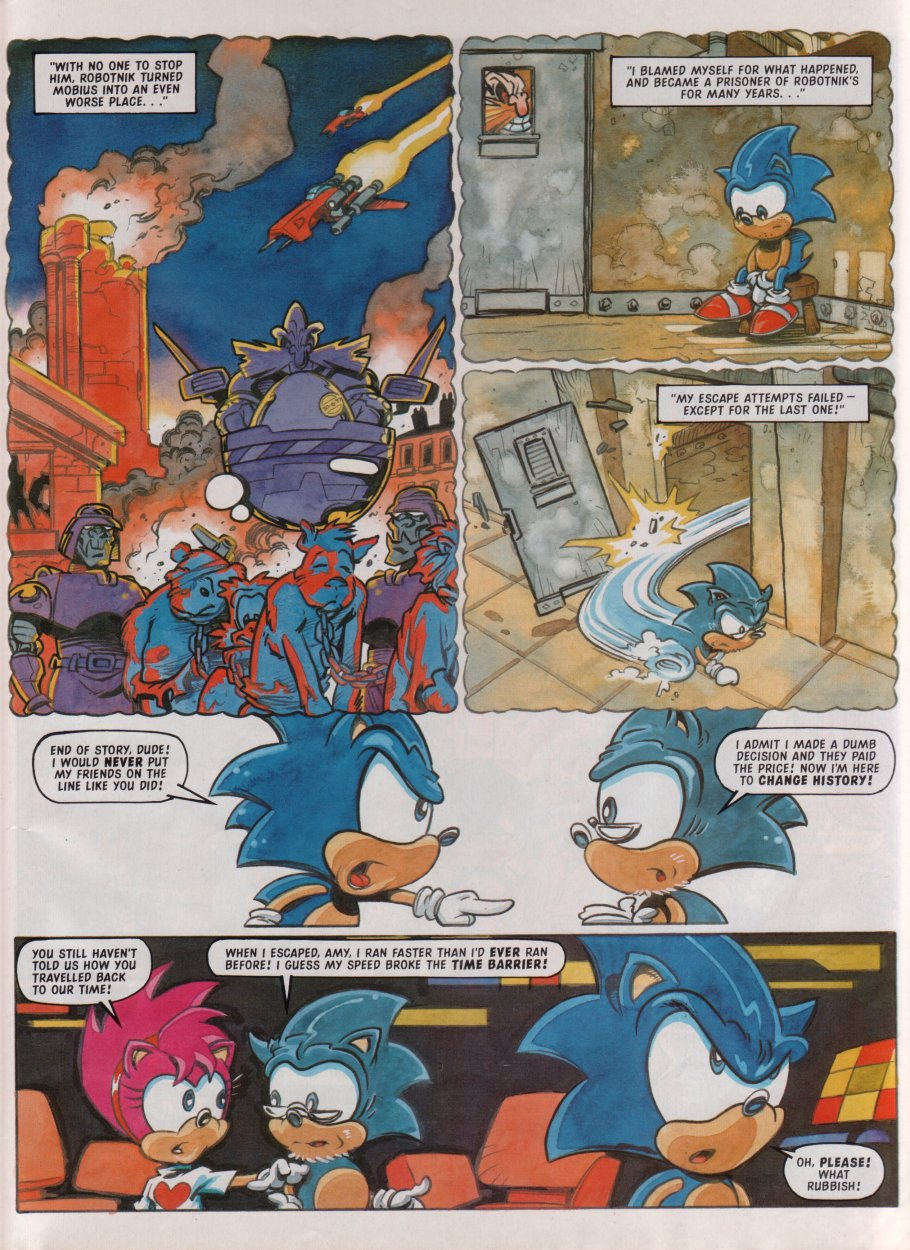 Sonic - The Comic Issue No. 087 Page 27