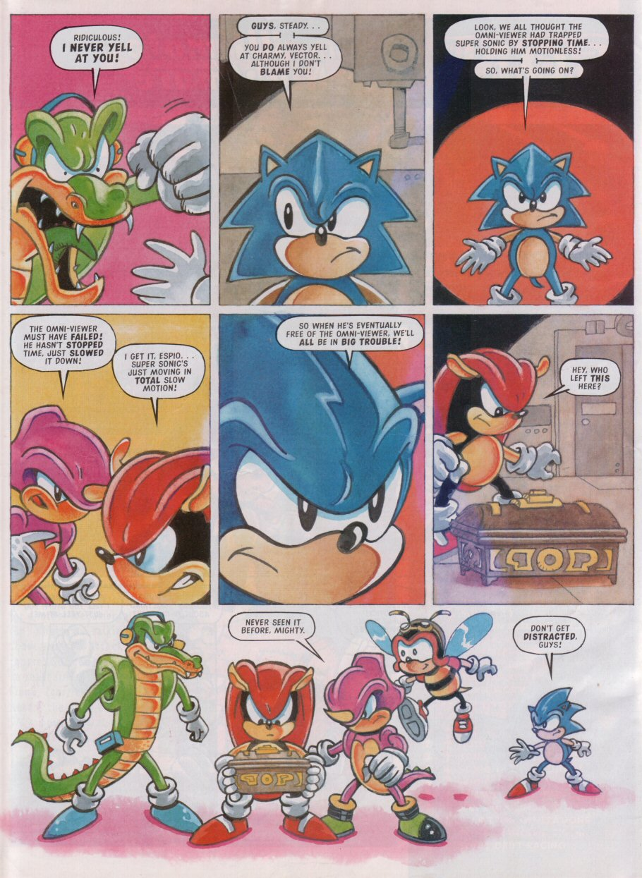 Sonic - The Comic Issue No. 088 Page 3