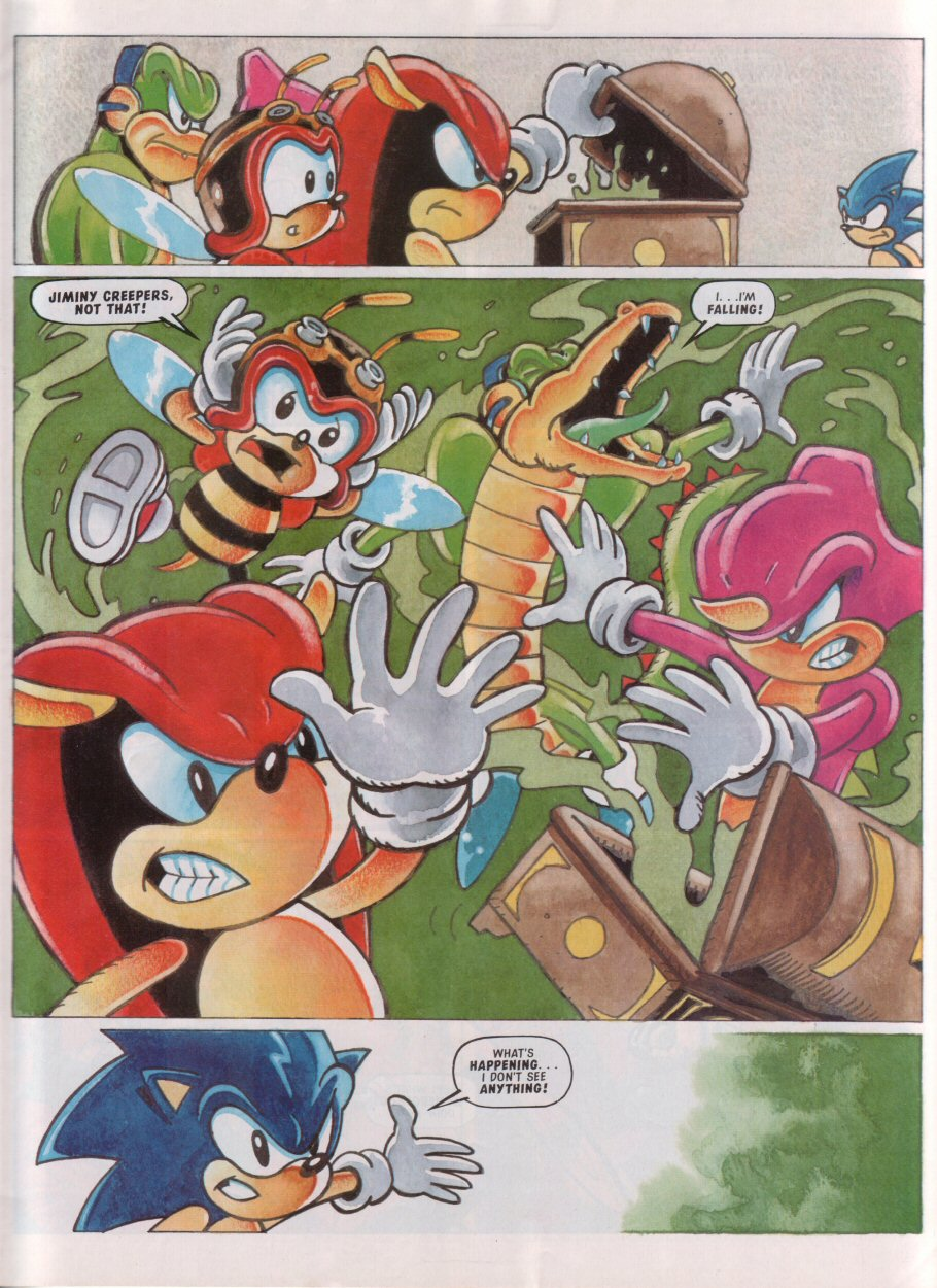Sonic - The Comic Issue No. 088 Page 4