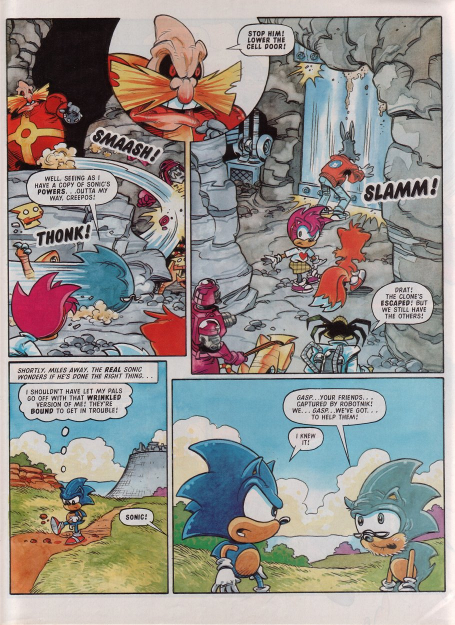 Sonic - The Comic Issue No. 088 Page 28