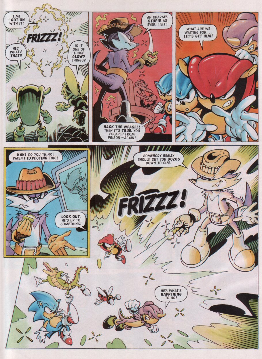 Sonic - The Comic Issue No. 089 Page 7