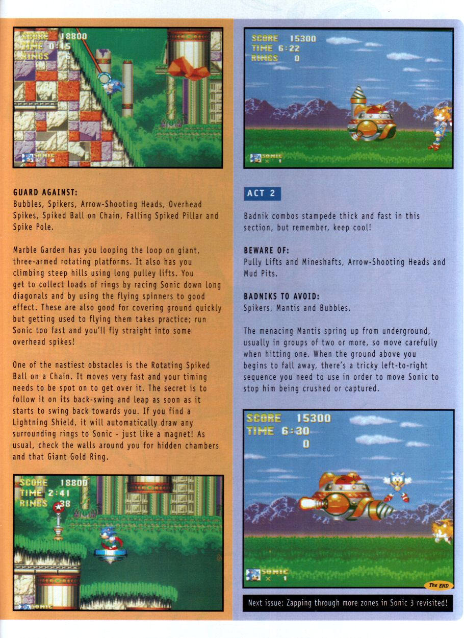 Sonic - The Comic Issue No. 089 Page 23