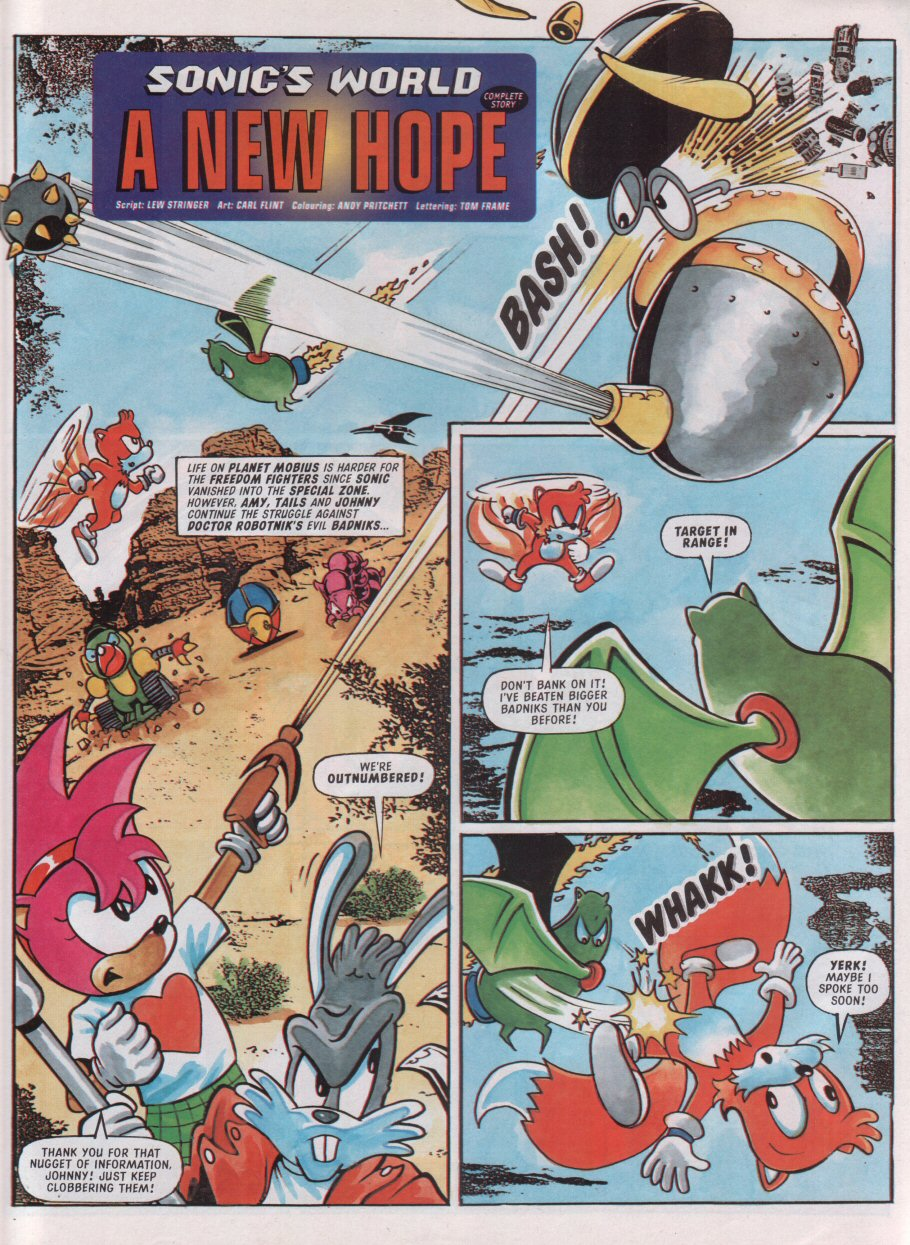 Sonic - The Comic Issue No. 089 Page 24