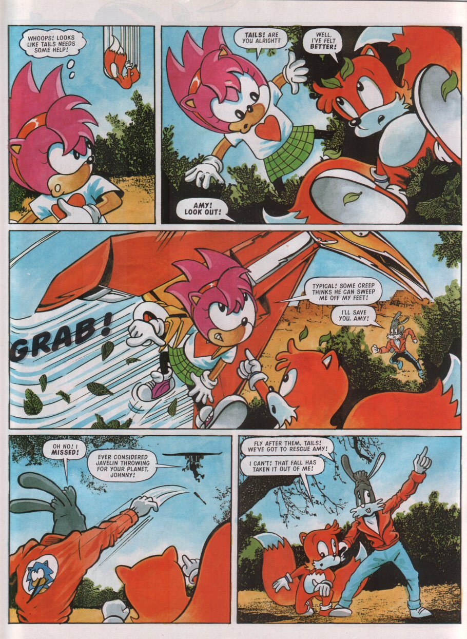 Sonic - The Comic Issue No. 089 Page 25