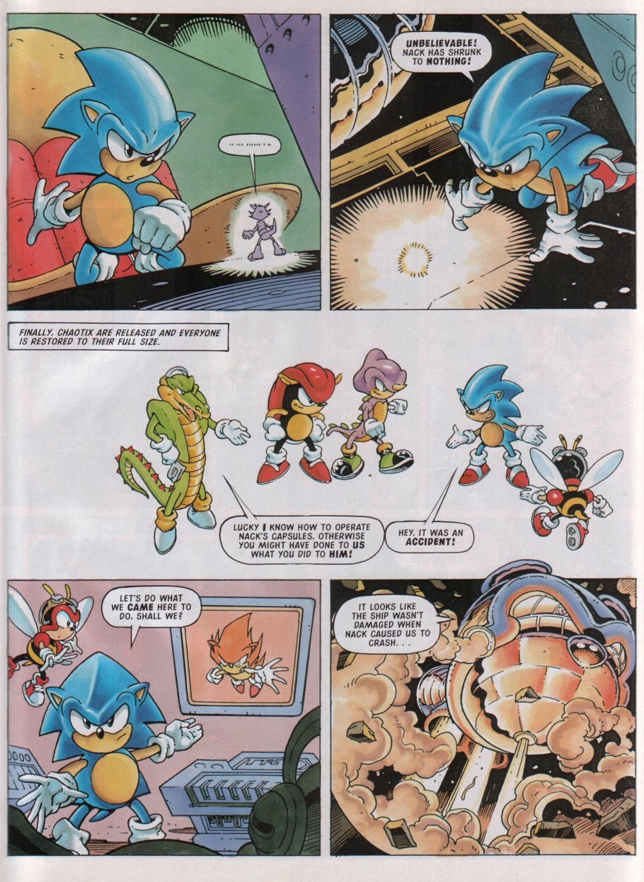 Sonic - The Comic Issue No. 090 Page 6