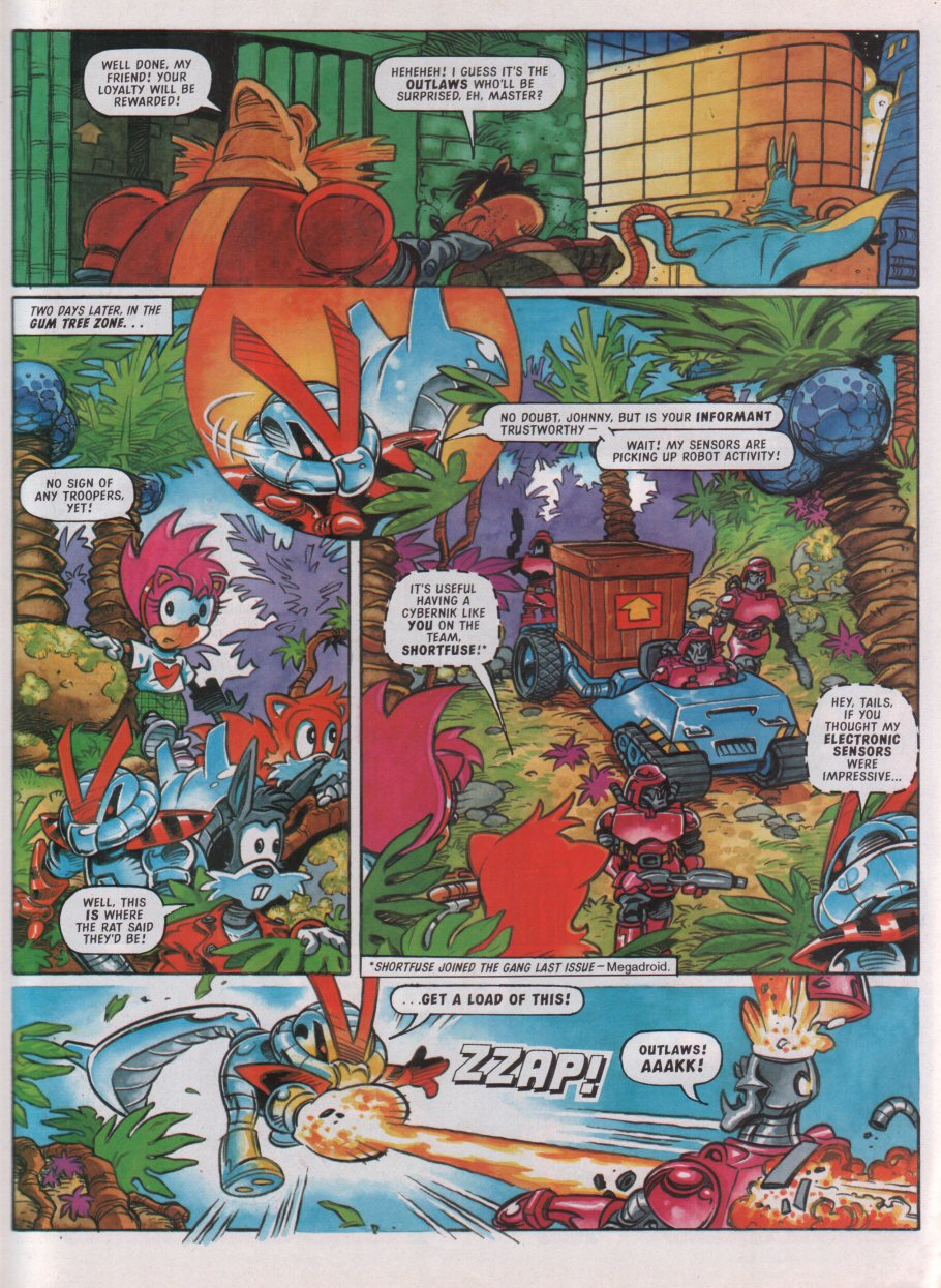 Sonic - The Comic Issue No. 090 Page 23