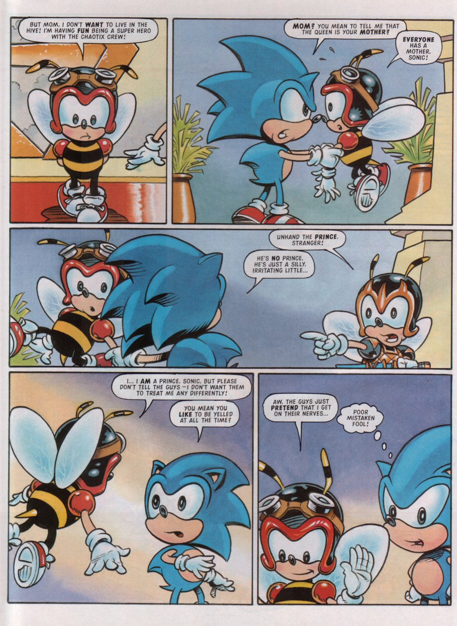 Sonic - The Comic Issue No. 091 Page 7