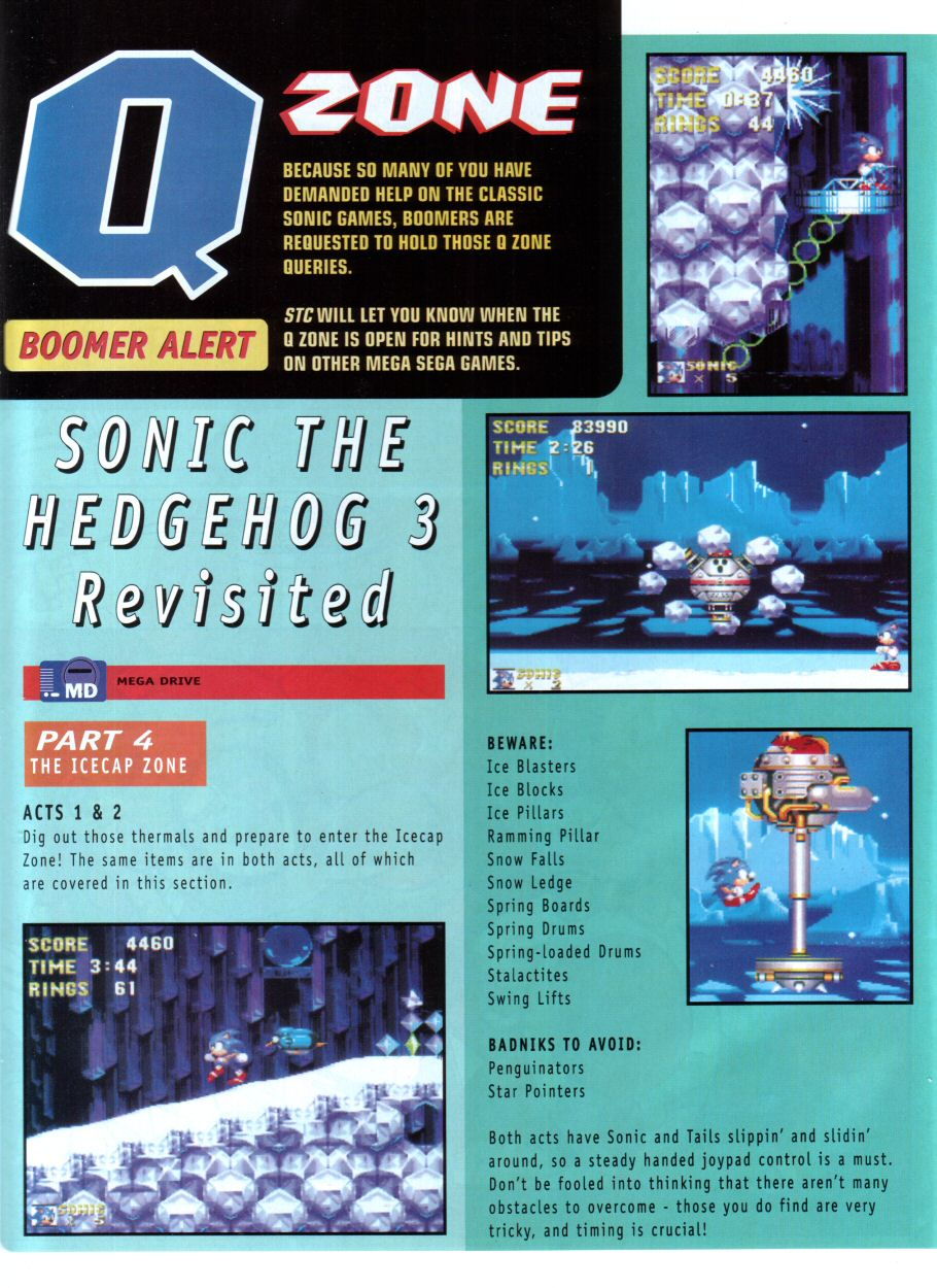 Sonic - The Comic Issue No. 091 Page 21