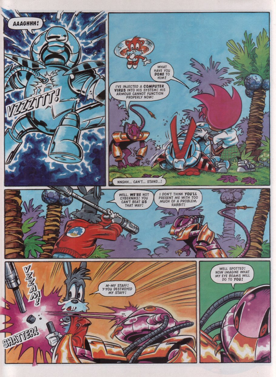 Sonic - The Comic Issue No. 091 Page 25