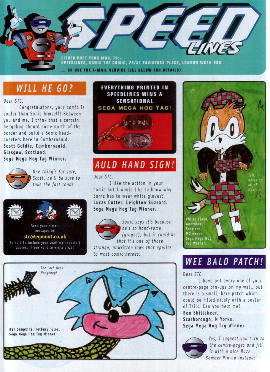 Sonic - The Comic Issue No. 091 Page 28