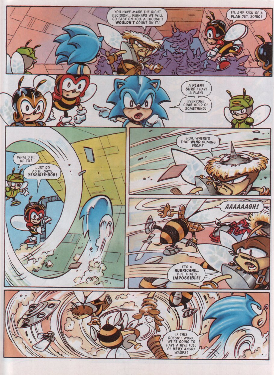 Sonic - The Comic Issue No. 092 Page 7
