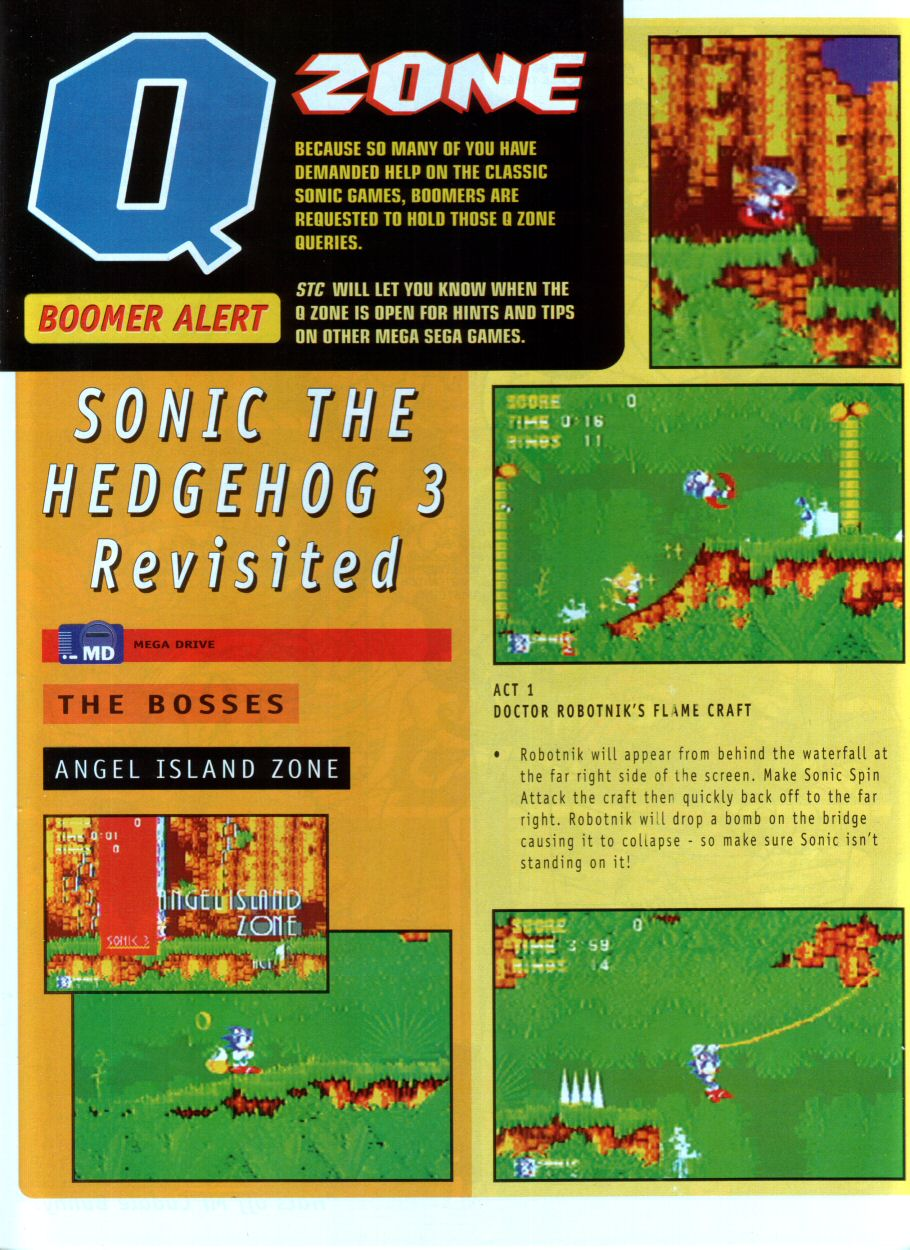 Sonic - The Comic Issue No. 092 Page 21