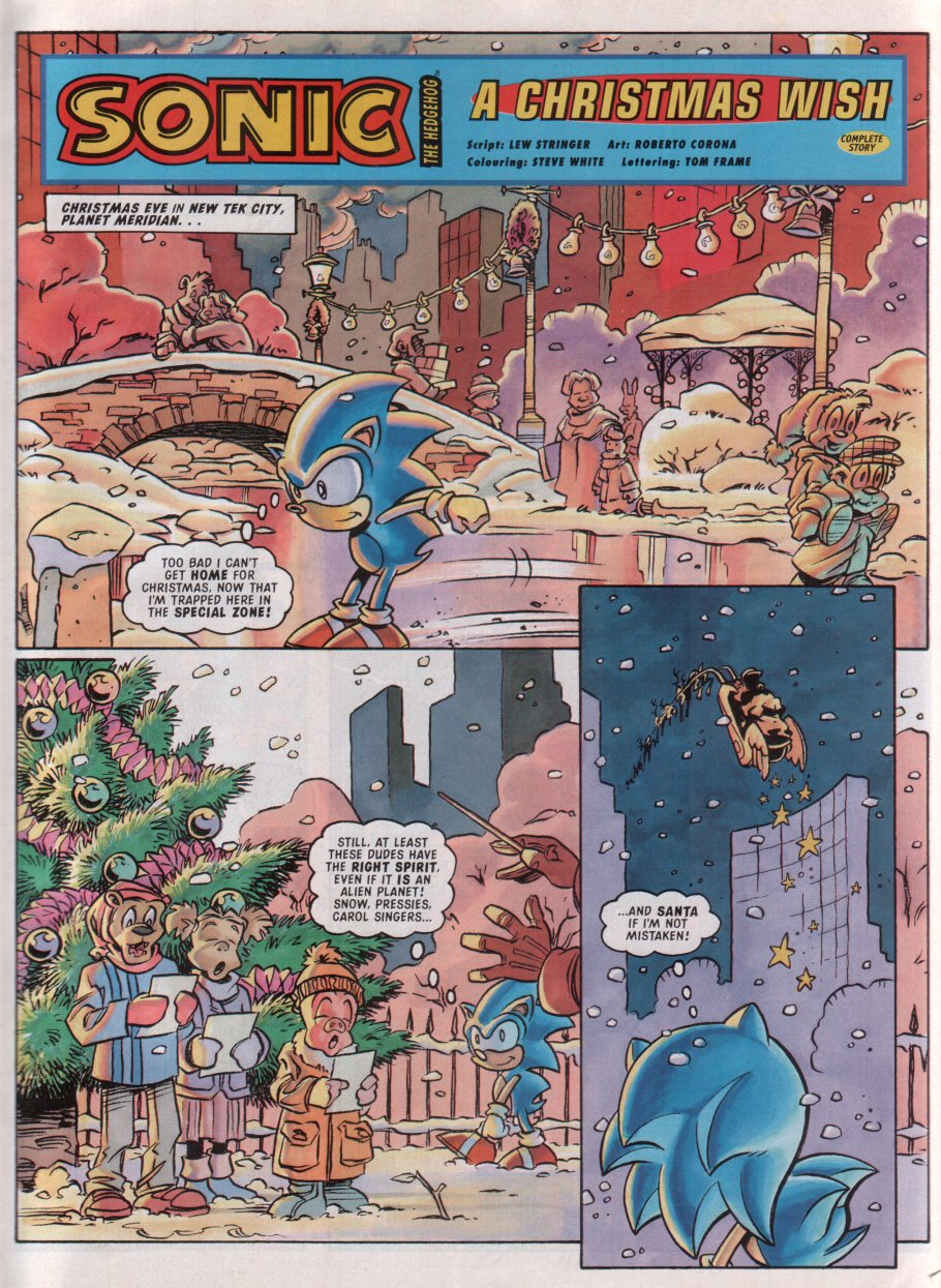 Sonic - The Comic Issue No. 093 Page 2