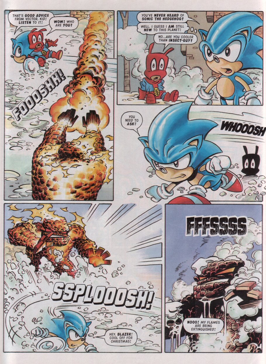 Sonic - The Comic Issue No. 093 Page 6