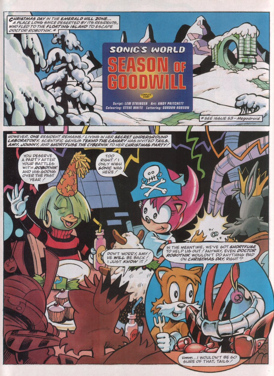 Sonic - The Comic Issue No. 093 Page 24