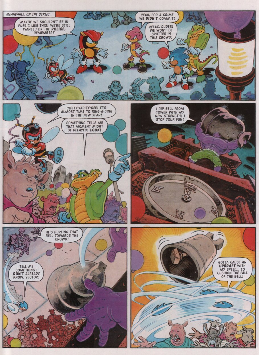 Sonic - The Comic Issue No. 094 Page 5