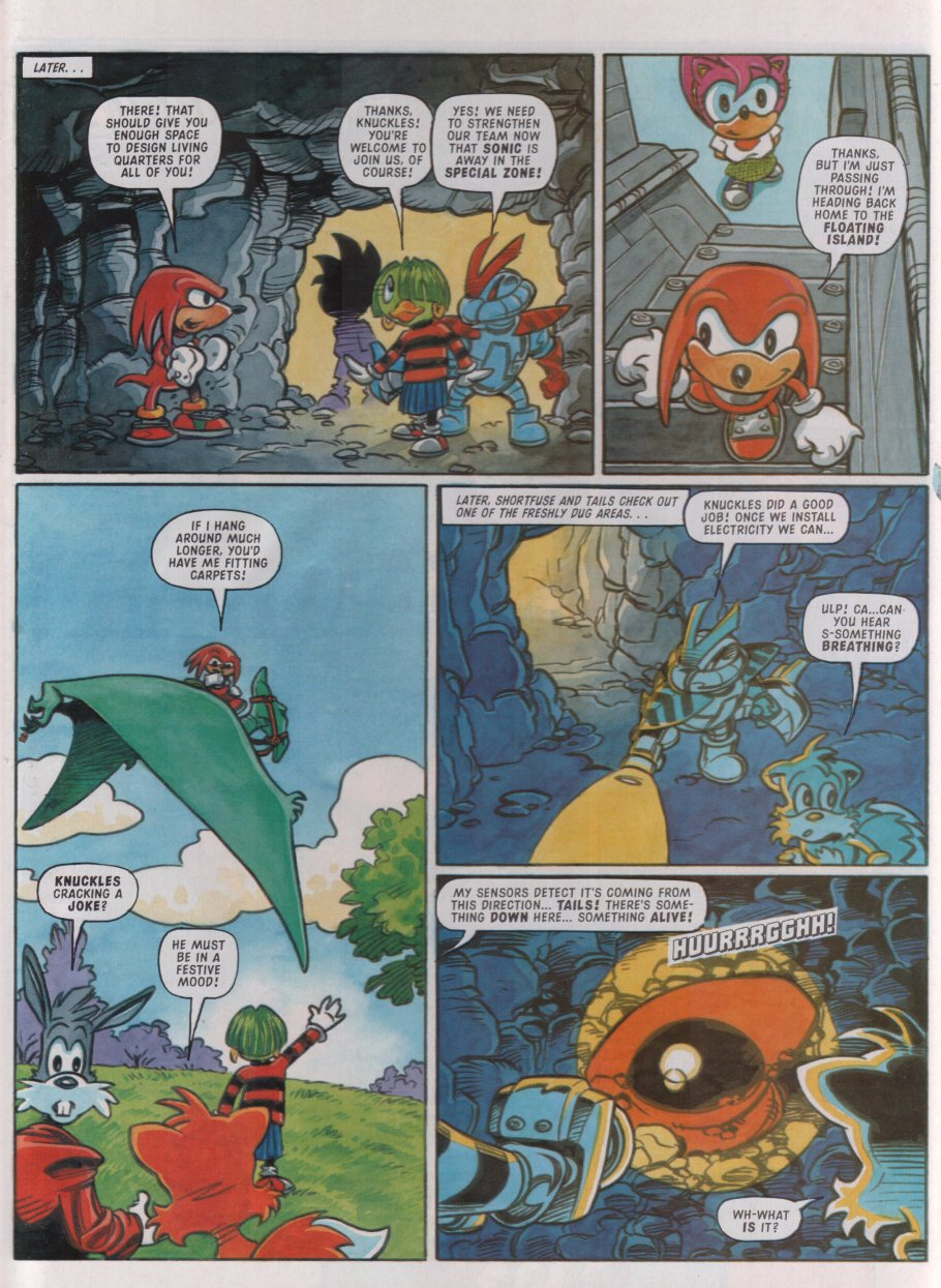 Sonic - The Comic Issue No. 094 Page 25