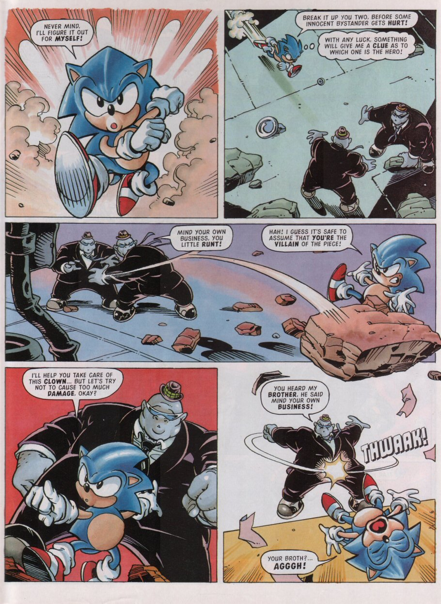 Sonic - The Comic Issue No. 095 Page 5