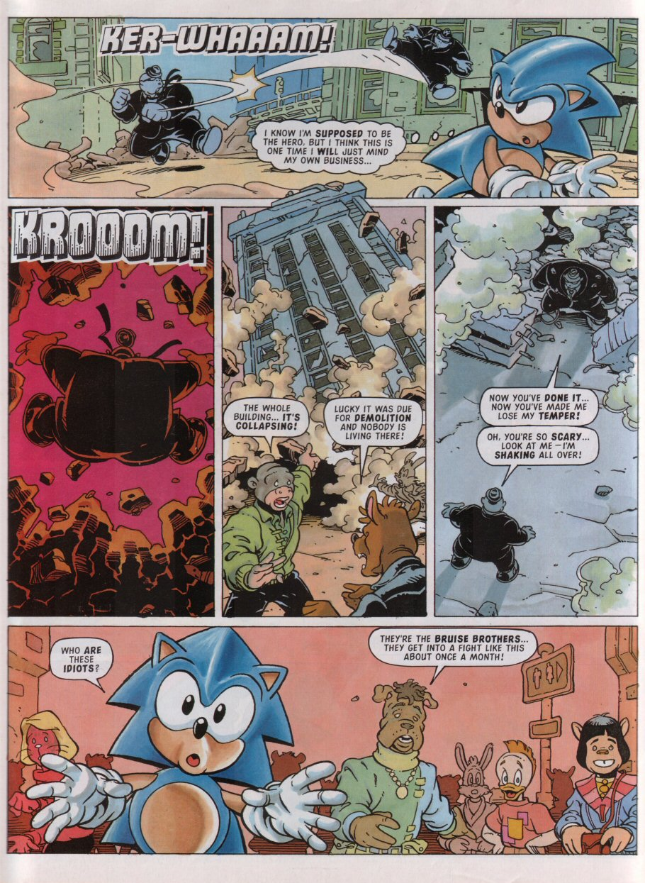 Sonic - The Comic Issue No. 095 Page 6