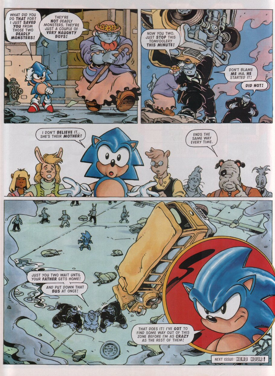 Sonic - The Comic Issue No. 095 Page 8
