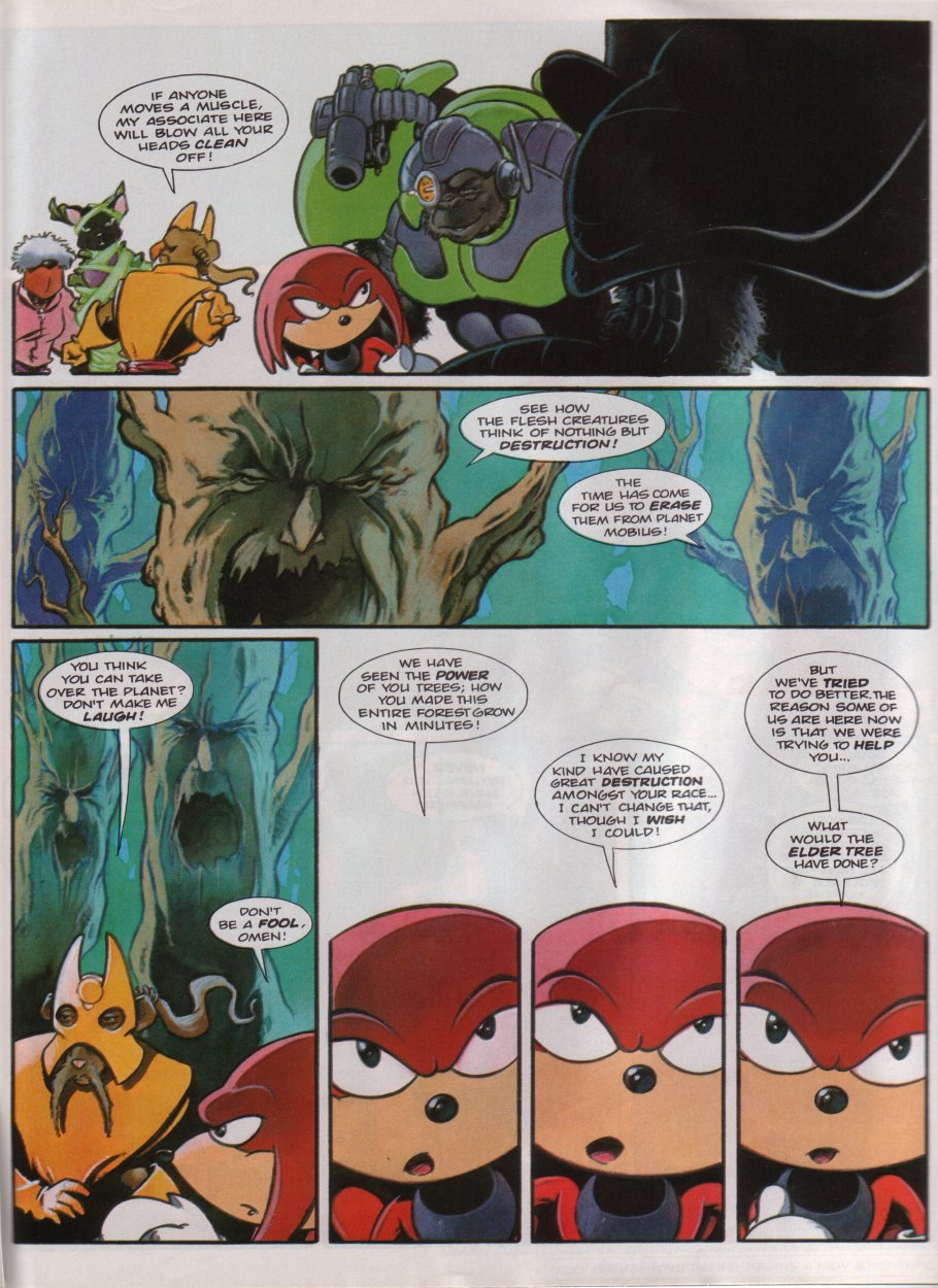 Sonic - The Comic Issue No. 096 Page 12
