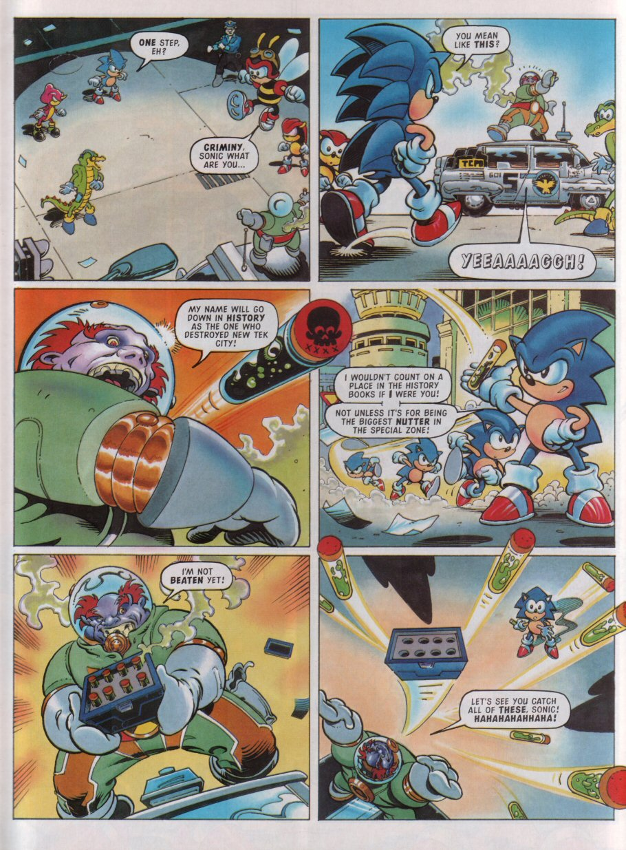Sonic - The Comic Issue No. 097 Page 4
