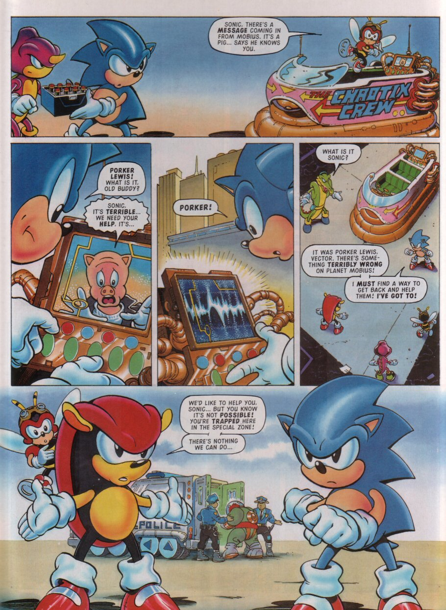 Sonic - The Comic Issue No. 097 Page 6