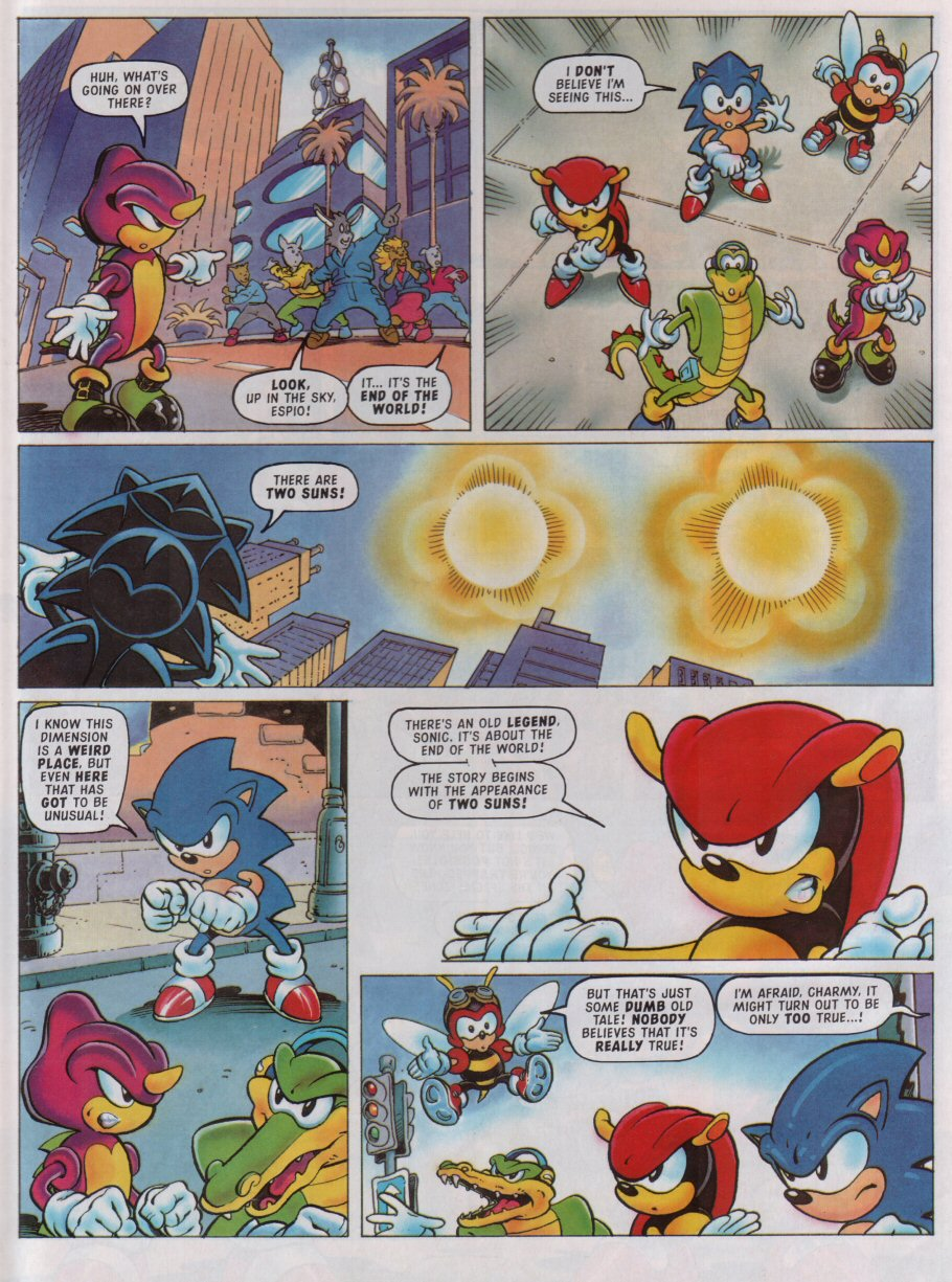 Sonic - The Comic Issue No. 097 Page 7