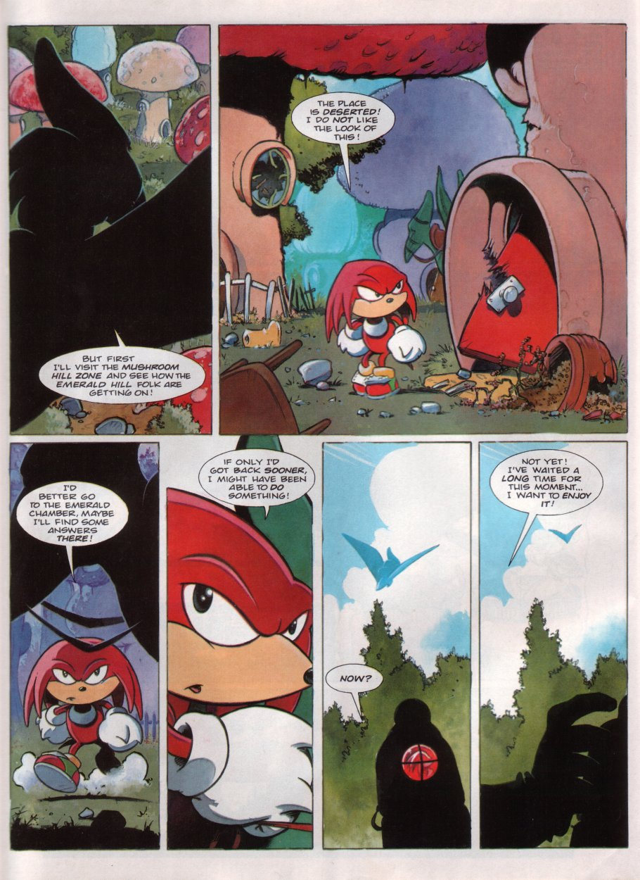 Sonic - The Comic Issue No. 097 Page 10