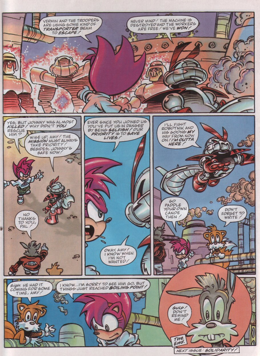Sonic - The Comic Issue No. 097 Page 26